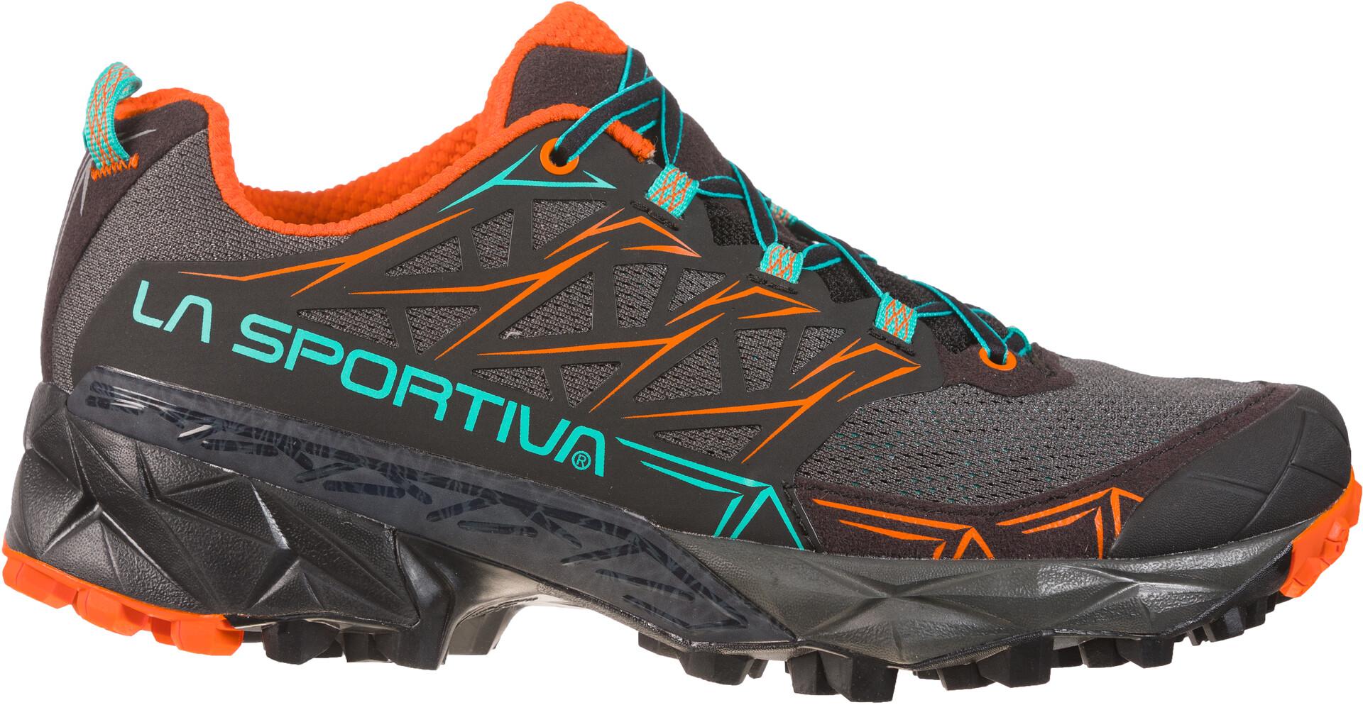 Akyra Women Blackaqua Shoes Running La Sportiva iPZXku